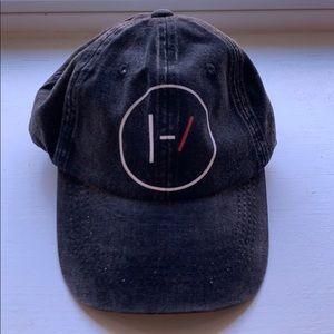 Twenty One Pilots Adjustable Hat